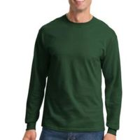 100% Cotton Essential Long Sleeve T Shirt Thumbnail