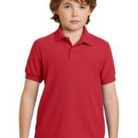 Youth DryBlend ® 6.3 Ounce Double Pique Sport Shirt Thumbnail